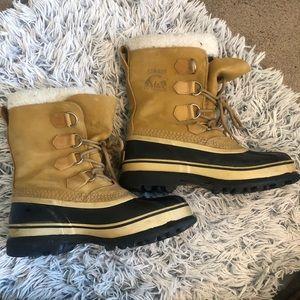 Sorel Men's Caribou Waterproof Boots